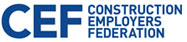 Construction Employers Federation Logo